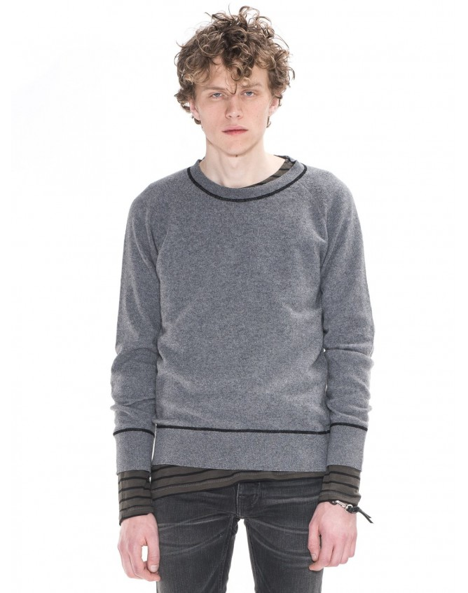 JERSEY RECYCLED WOOL