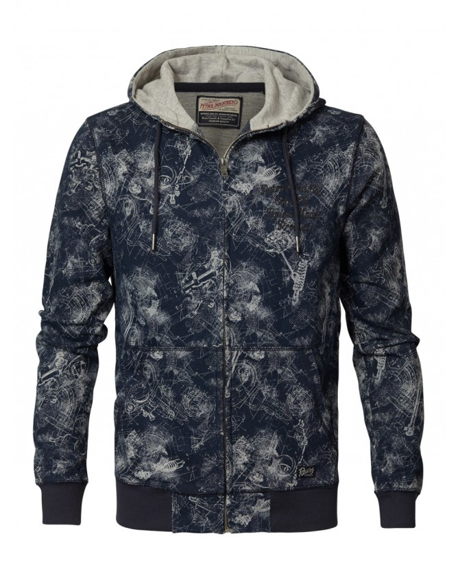 CHAQUETA HOODED